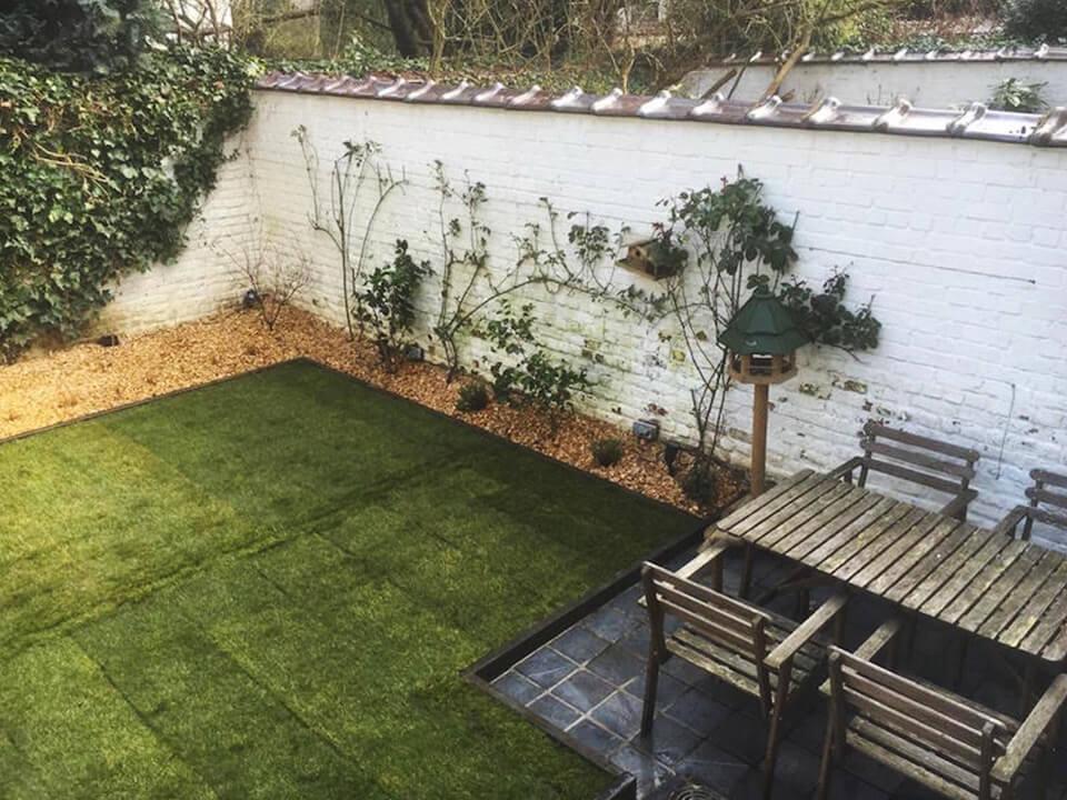 Garden of Eden |Jardin urbain et terrasses