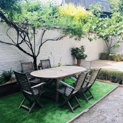 Garden of Eden |Terrasse & jardin